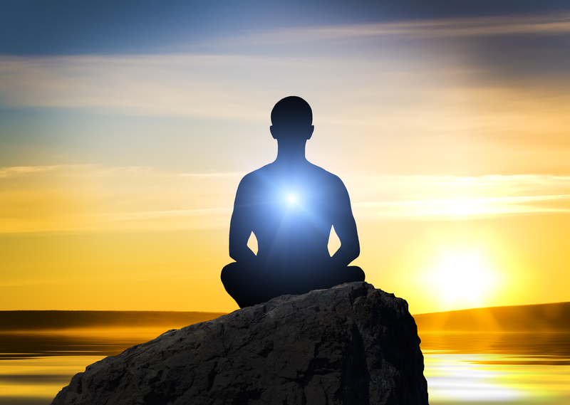 http://www.dreamstime.com/royalty-free-stock-image-silhouette-meditating-person-image22386306