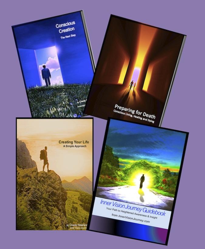 E-Books from Inner Vision Journey